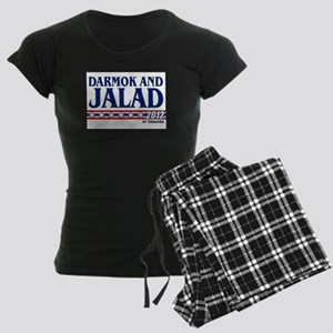 Darmok & Jalad at Tanagra 2012 Women's Dark Pajama