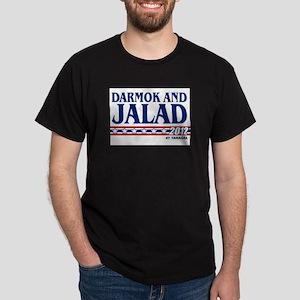 Darmok & Jalad at Tanagra 2012 Dark T-Shirt