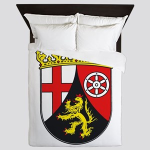 Rheinland-Pfalz Queen Duvet