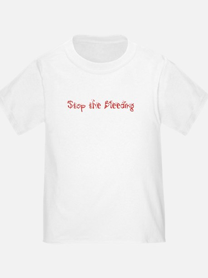 Stop the Bleeding T