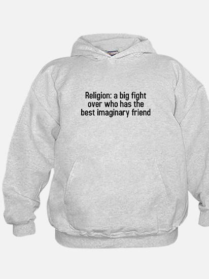 Religion: a big fight Hoody