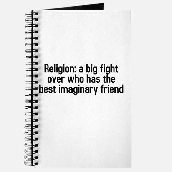 Religion: a big fight Journal