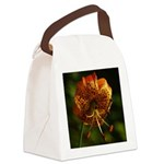 Columbia Lily Canvas Lunch Bag