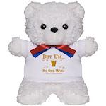 But Um Drinking Game Teddy Bear