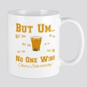 But Um Drinking Game Mug