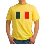 Flag Red White Blue Yellow T-Shirt