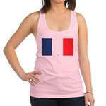 Flag Red White Blue Racerback Tank Top