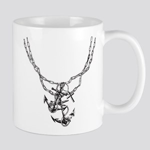 Anchor and Chains Mug
