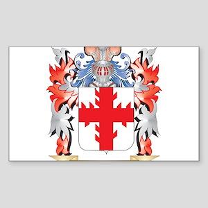 Wachowicz Coat of Arms - Family Crest Sticker