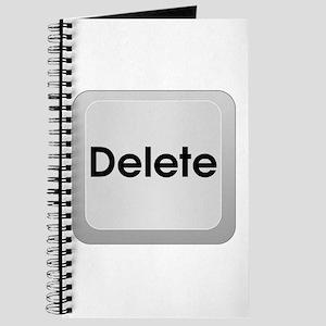 Keyboard Delete Key Journal