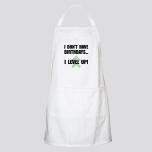 Level Up Birthday Apron