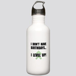 Level Up Birthday Stainless Water Bottle 1.0L