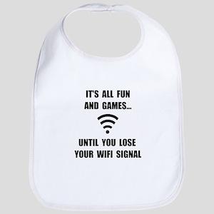 Lose Your WiFi Bib