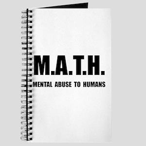 Math Abuse Journal