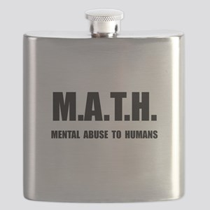 Math Abuse Flask