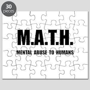 Math Abuse Puzzle