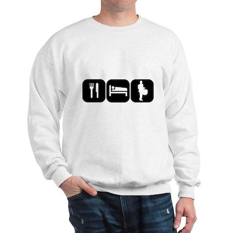 Eat Sleep Drumline Sweatshirt