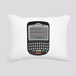 HH Guide - Blackberry - Rectangular Canvas Pillow