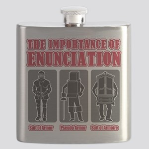 Enunciation Flask