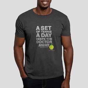 important tennis advise no.6 Dark T-Shirt