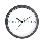 Watery Grave Wall Clock