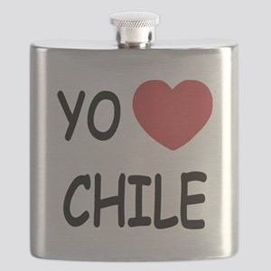 CHILE Flask