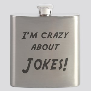 Im crazy about JOKES Flask