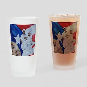 Bomba Drinking Glass