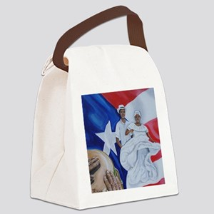Bomba Canvas Lunch Bag