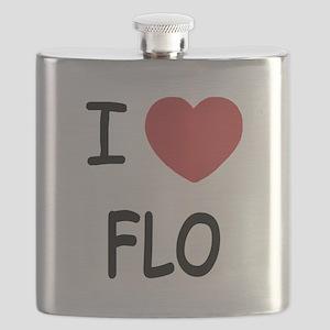 I heart Flo Flask