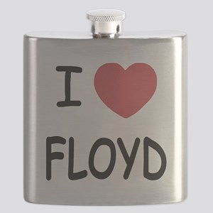 I heart Floyd Flask