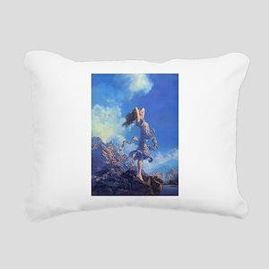 Ecstasy Rectangular Canvas Pillow