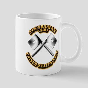 Navy - Rate - SM Mug