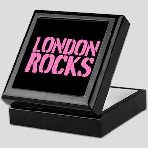 London Rocks Keepsake Box