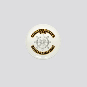 Navy - Rate - QM Mini Button