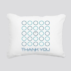IVF Baby Thank You Rectangular Canvas Pillow