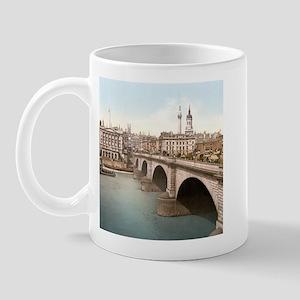 Vintage London Bridge Mug