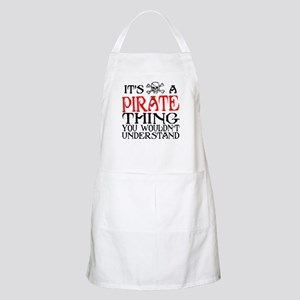 Pirate Thing Apron
