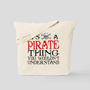 Pirate Thing Tote Bag