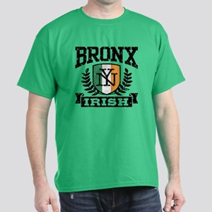Bronx NY Irish Dark T-Shirt