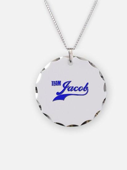 Team Jacob Necklace