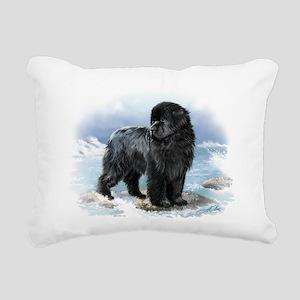 Newfoundland Rectangular Canvas Pillow