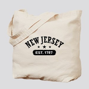 New Jersey Est. 1787 Tote Bag