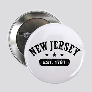 "New Jersey Est. 1787 2.25"" Button"