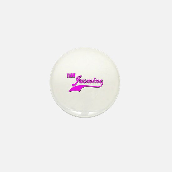 Team Jasmine Mini Button
