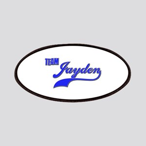 Team Jayden Patches