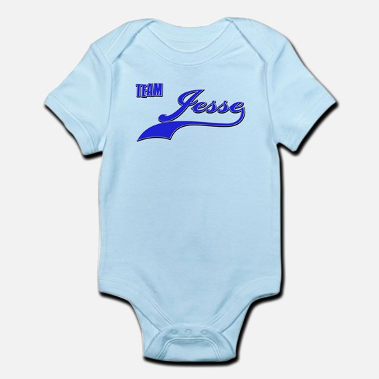 Team Jesse Infant Bodysuit