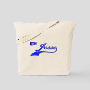 Team Jesse Tote Bag