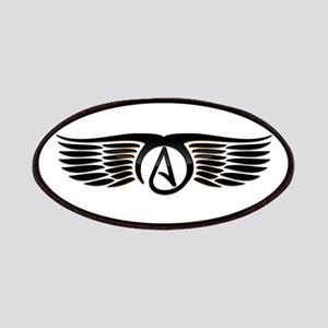 Atheist Wings Patches
