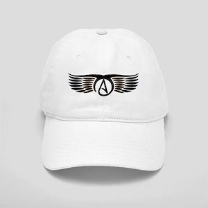Atheist Wings Cap